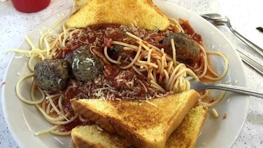 Mmmmmm... spagehetti