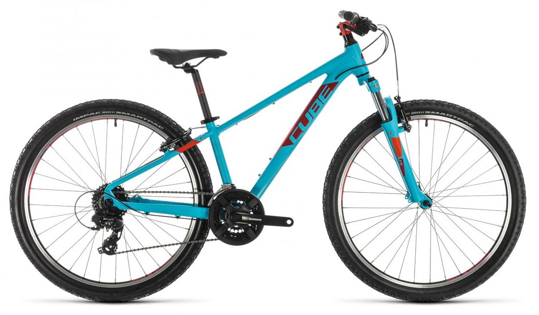 Cube 26 inch wheel mountain bike
