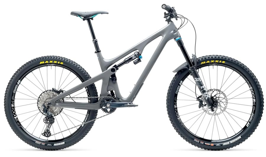 Yeti SB140 - 27.5in wheel mountain bike