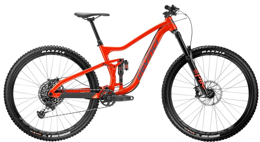 Devinci Troy Mountain Bike - 29 inch wheels
