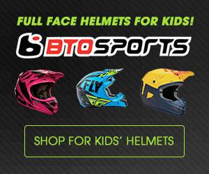 Full face mountain bike helmets for kids - for sale