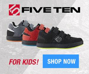 Kids Five Ten mtb shoes for sale