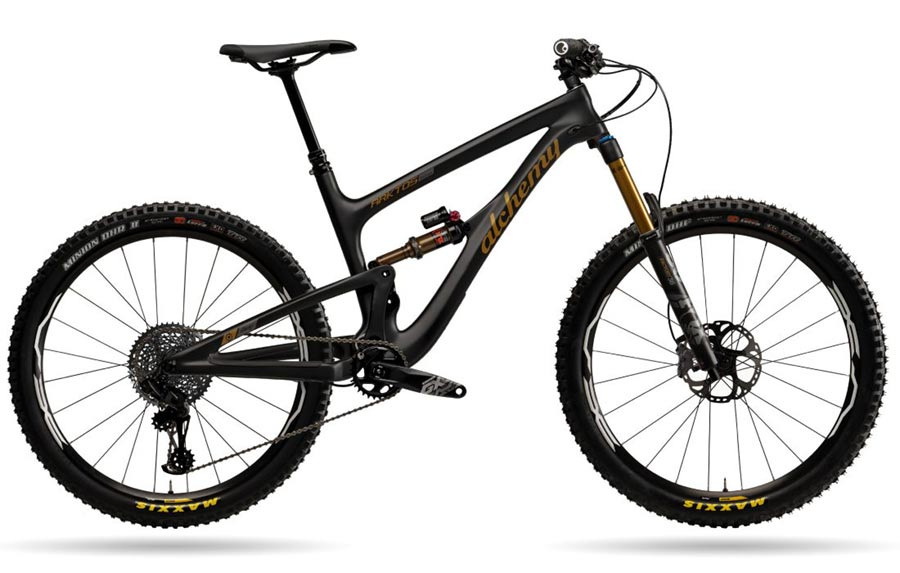 Alchemy Arktos 27.5 enduro bike