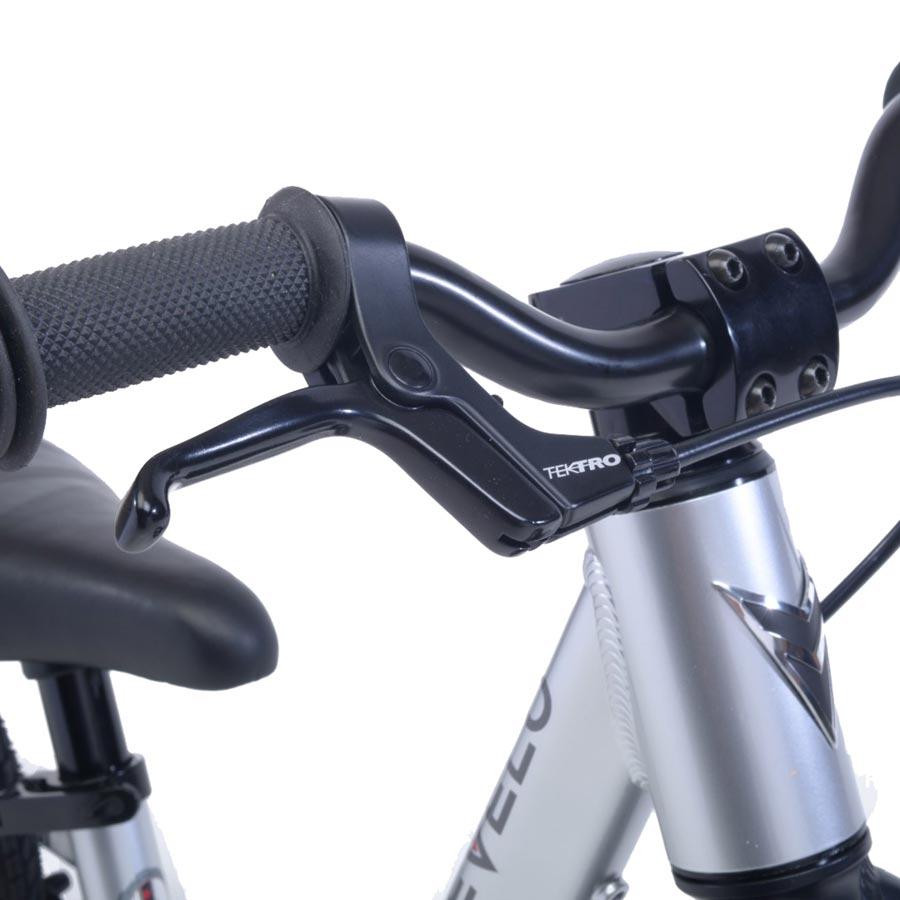 2019 Alpha Zero brake detail