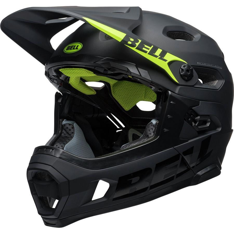 Bell Super DH enduro helmet