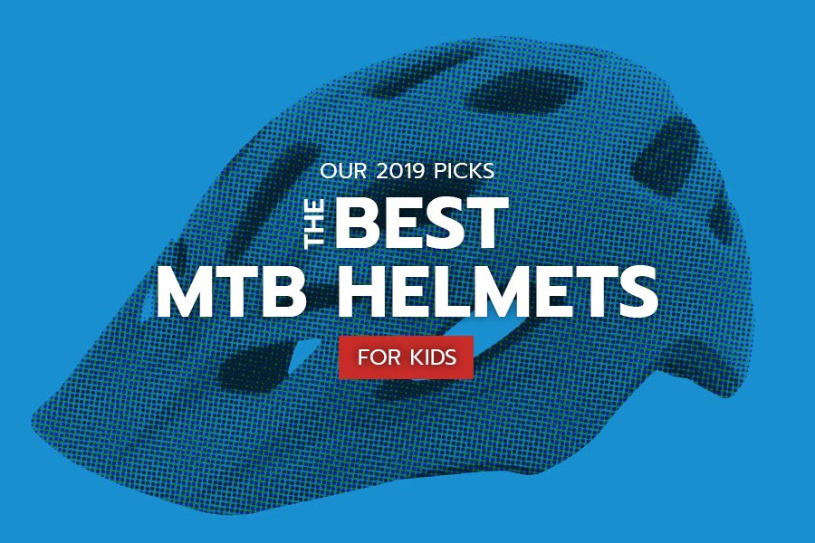 The best mountain bike helmets for kids