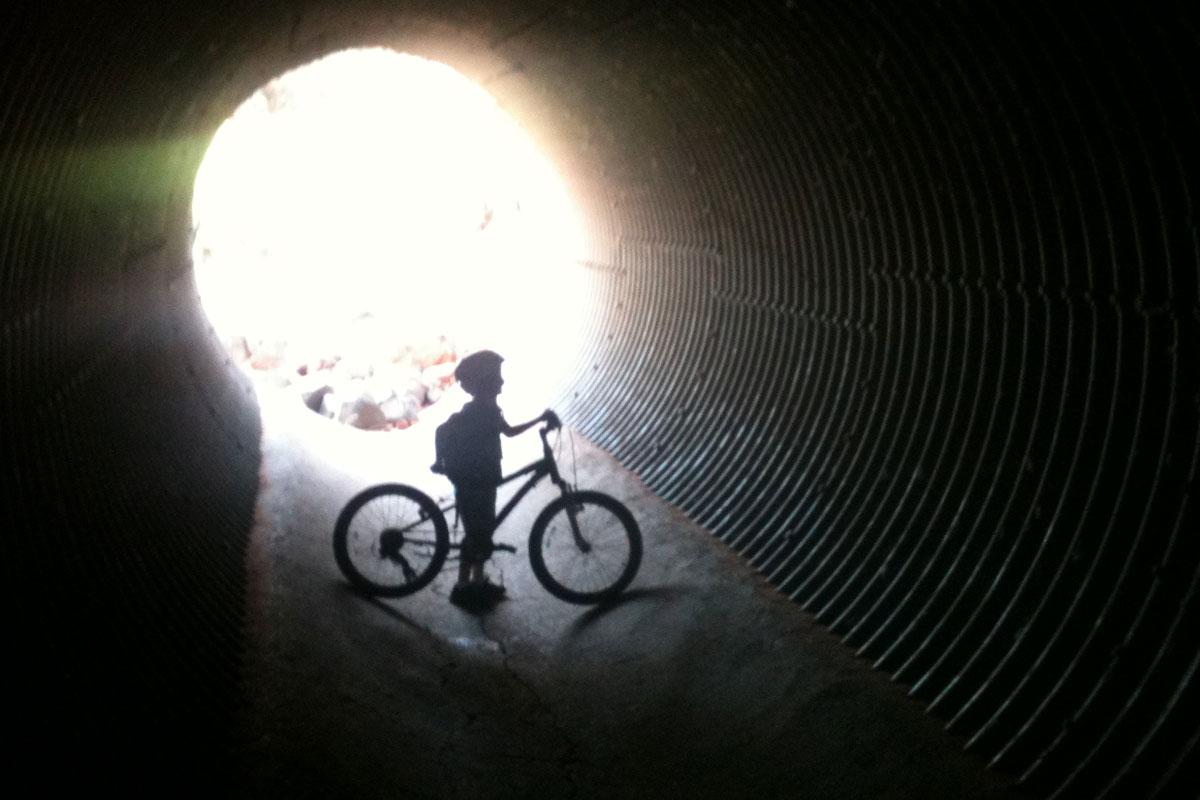 Church-rocks-tunnel-mountain-bike-st-george