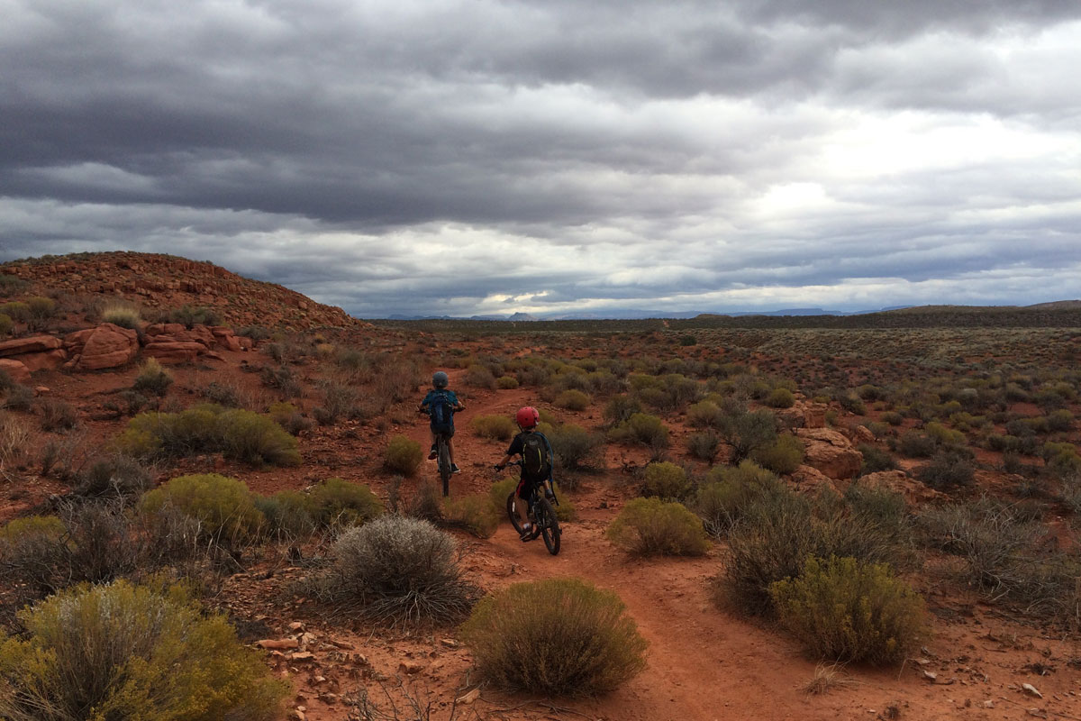 Church-rocks-desert-mountain-bike-st-george