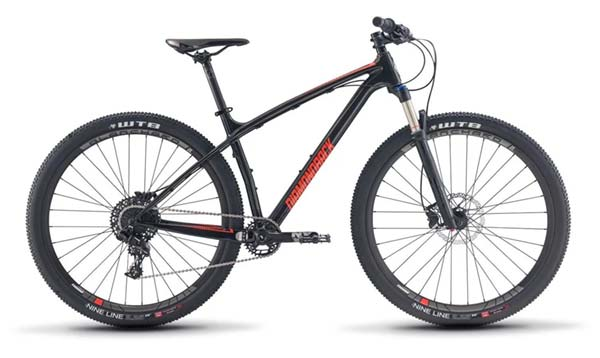 Diamondback Overdrive Carbon 29er mountain bike for NICA kids