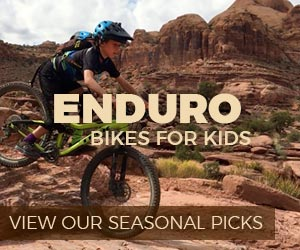 The best enduro bikes for kids