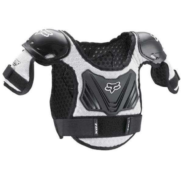 Chest protector for kids - Fox Titan Youth, pee-wee
