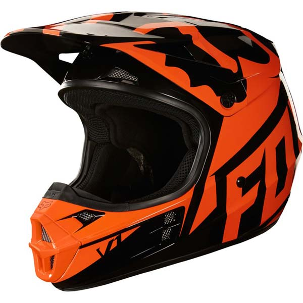 Fox Youth V1 Full Face Helmet