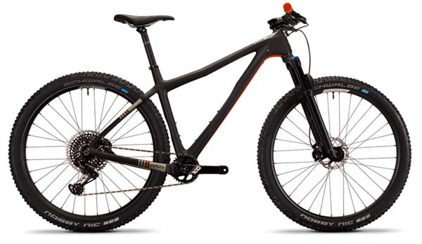 Ibis DV9 NX Eagle 29er mountain bike for NICA riders