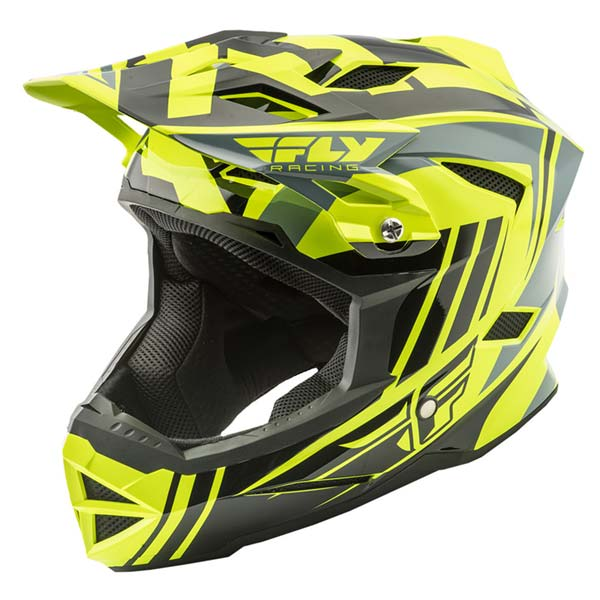 Kids Full Face MTB Helmet, Fly Racing Default