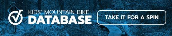 Mountain bikes for kids - compare them in our database