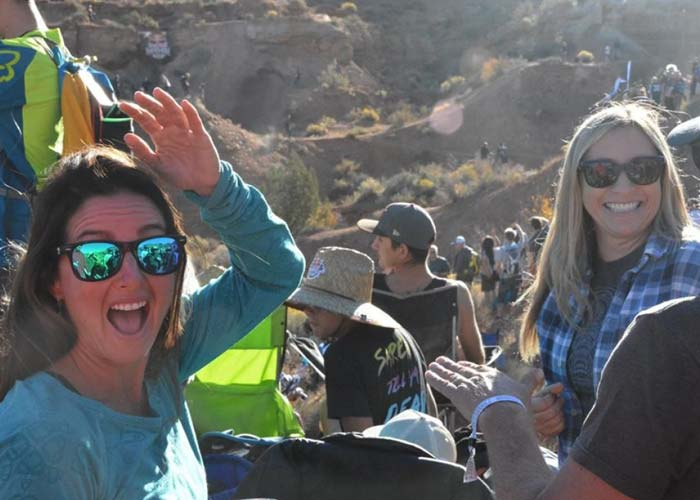 More moms at the Red Bull Rampage