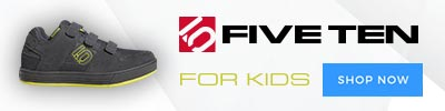 Five Ten mtb shoes for kids