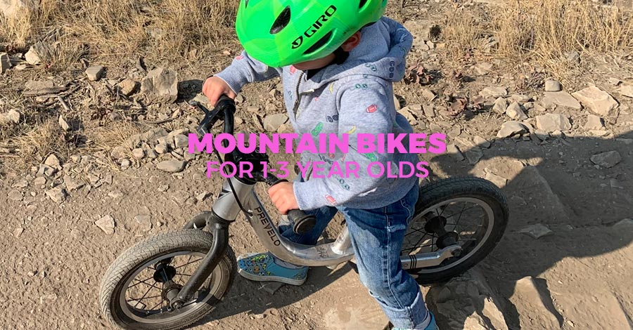 The best bikes for 1 - 3 year olds