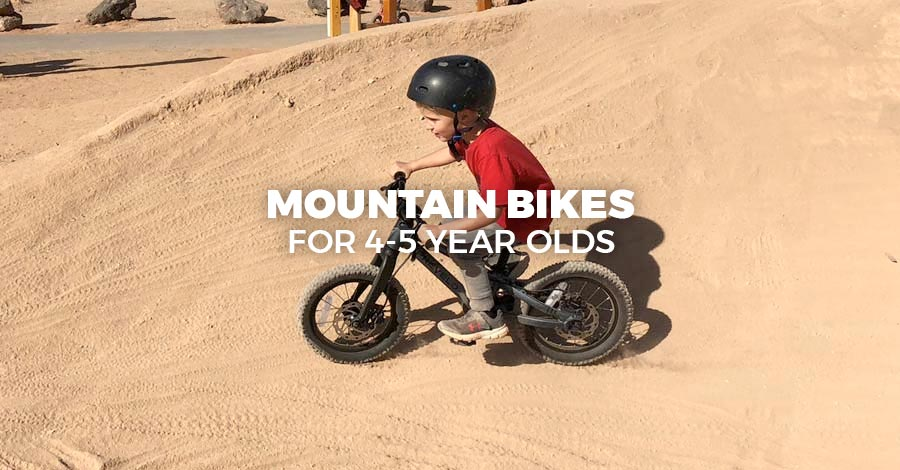 The best bikes for 4 year old and 5 year old boys and girls