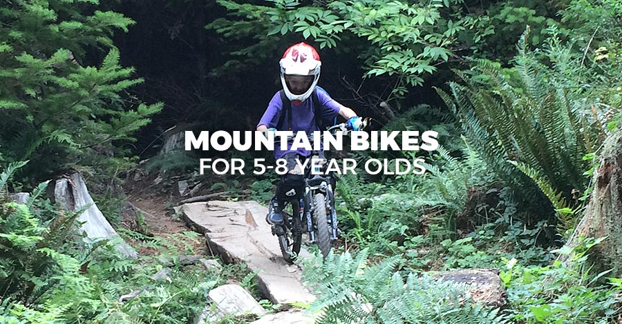 The best mountain bikes for 5, 6, 7, and 8 year olds with 20 inch wheels