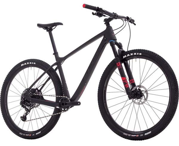 Pivot LES Carbon Race 29er X01 Eagle mountain bike for NICA racers