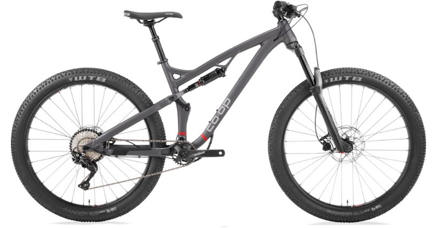 REI Co-Op Cycles DRT 3.1
