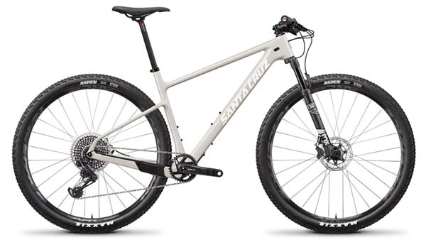 Santa Cruz Highball CC X01 Mountain Bike for NICA athletes