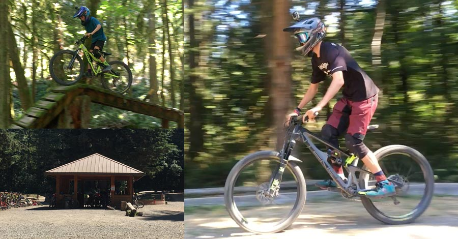 Seattle area mountain biking for families