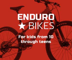 the best enduro bikes for kids and teenagers