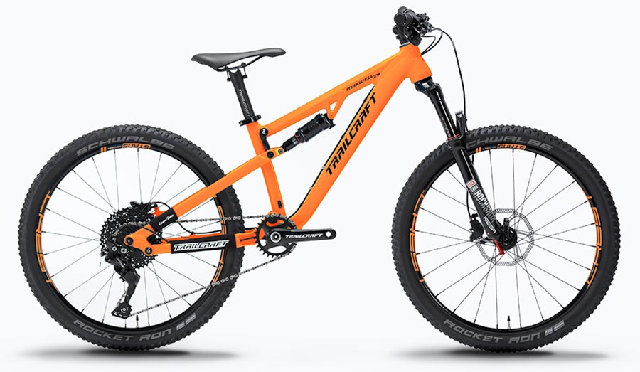 Trailcraft Maxwell 24 - Kids' Mountain Bike