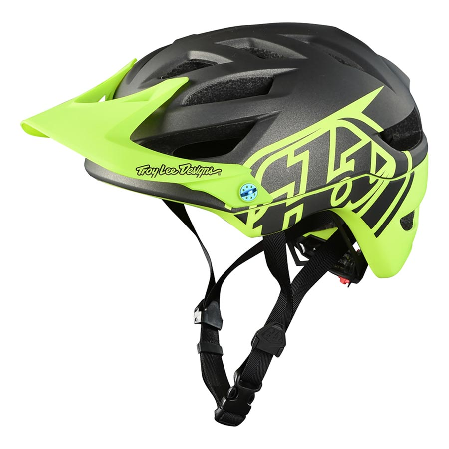 TLD A1 mountain bike helmet for kids