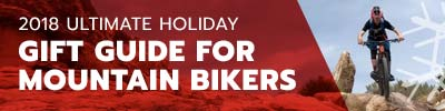 holiday gift guide for mountain bikers
