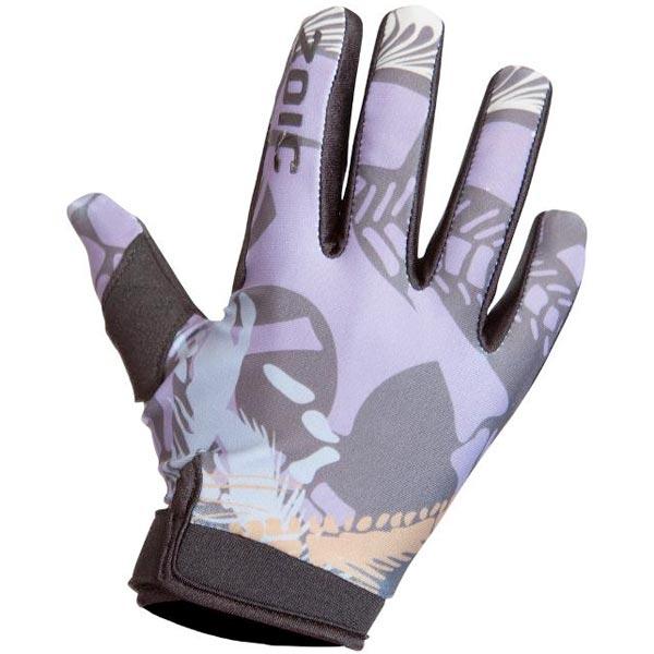Zoic mountain bike gloves for kids