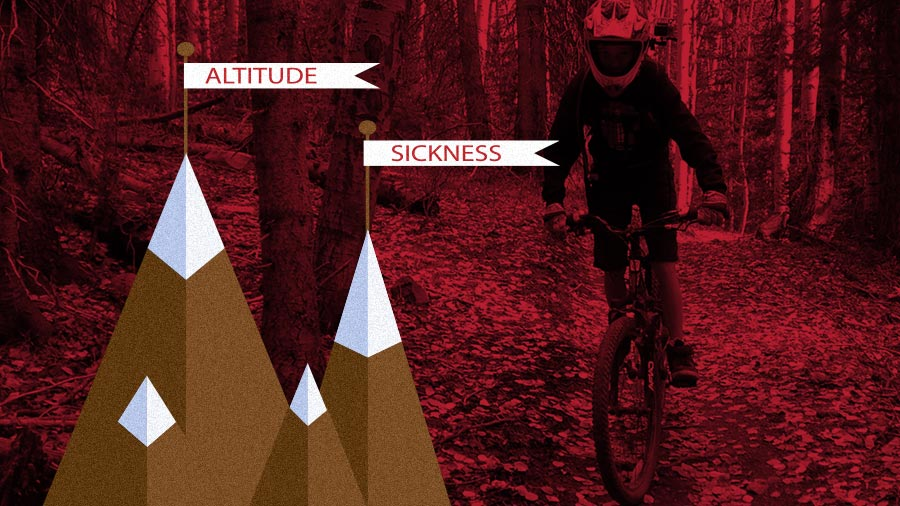 Mistakes were made when mountain biking with kids