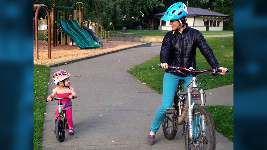 Balance bikes are here to stay