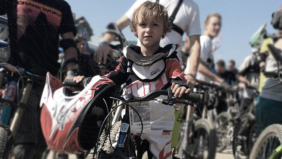 About Mountain Biking With Kids