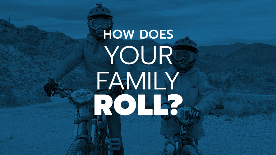 Survey - How Does Your Family Roll?
