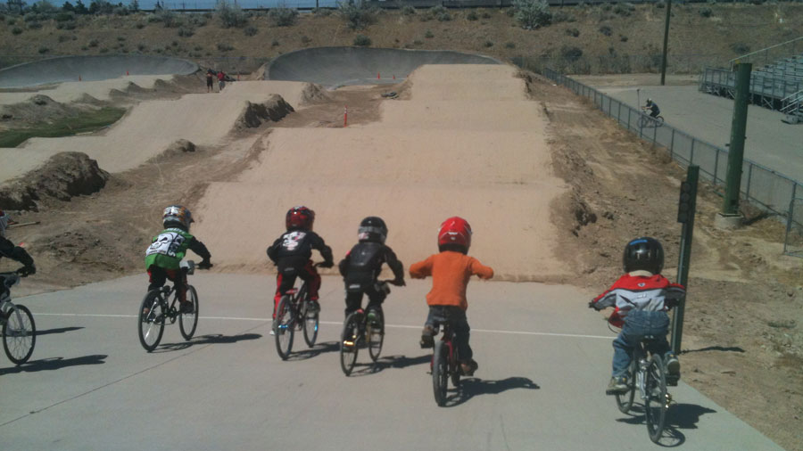 bmx helps kids get ready to mountain bike