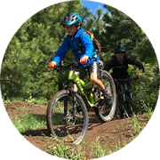 Trek Fuel Ex Jr. - Our young mountain biker