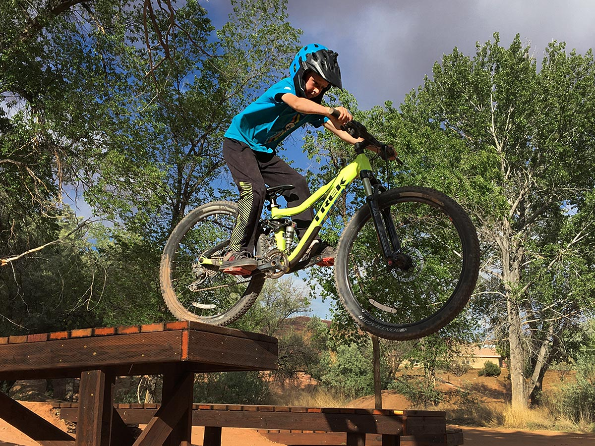 Trek Fuel Ex Jr. Review - Moab