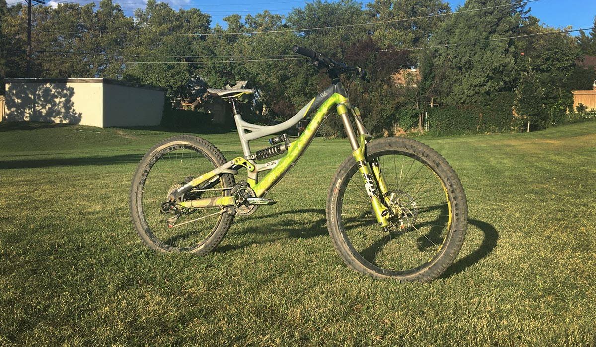 2011 Specialized SX Trail 2