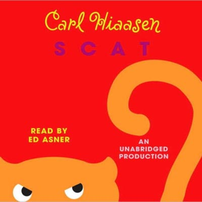 Scat - by Carl Hiassen