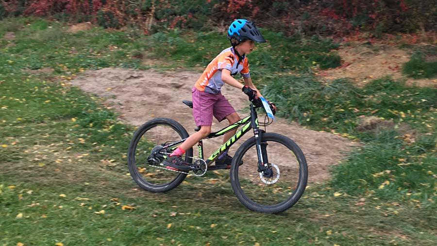 Scott Scale RC JR 24 bike review