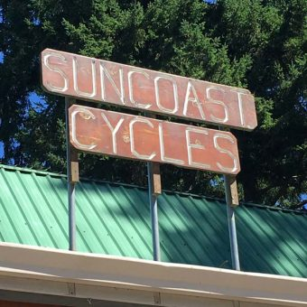 Suncoast Cycles - Powell River, BC