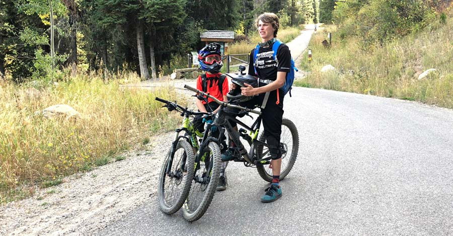 Ten things to know when buying a kids mountain bike