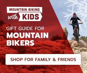 Holiday gifts for mountain bikers