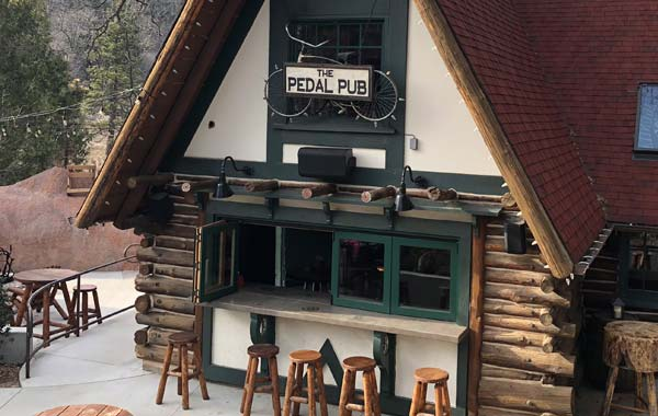 Pedal Pub at SkyPark at Santa's Village