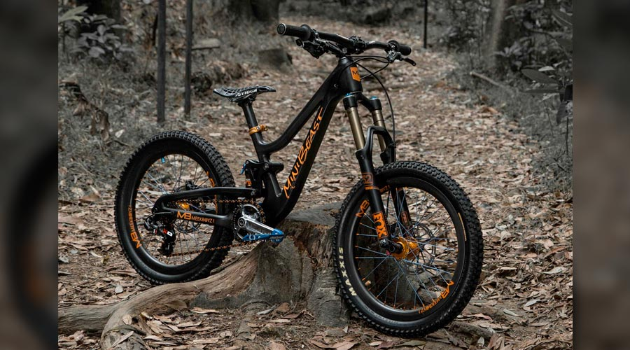 MeekBoyz Beast - 20 inch downhill bike for kids