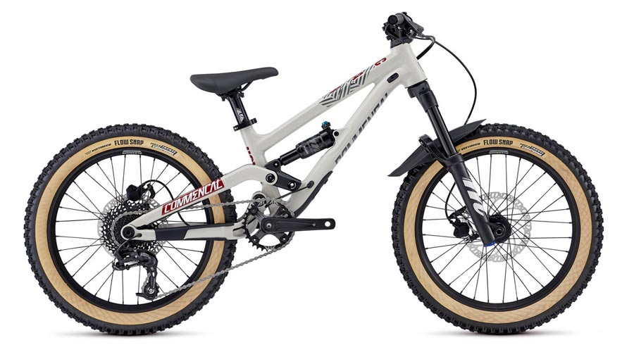 Commencal Clash 20 - downhill mountain bike for kids