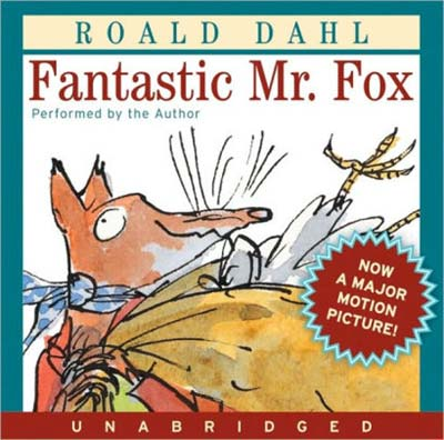 Fantastic Mr. Fox read by Roald Dahl